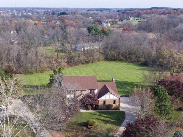 1527 High Hollow Drive, Ann Arbor, MI 48103 (MLS #3253397) :: The Toth Team