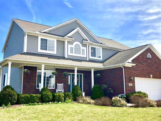 308 Stone Glen Court, Saline, MI 48176 (MLS #3255961) :: Berkshire Hathaway HomeServices Snyder & Company, Realtors®