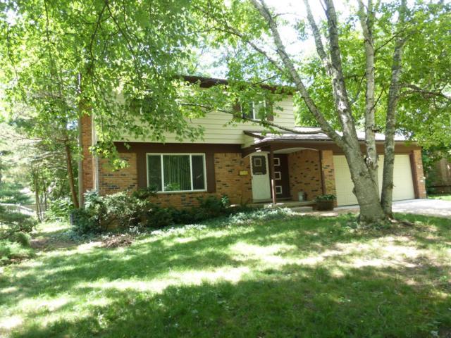 548 Old Creek Drive, Saline, MI 48176 (MLS #3257823) :: The Toth Team