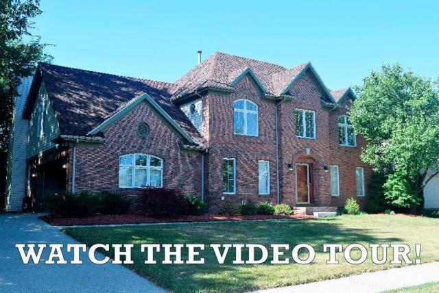 1757 Briar Ridge Drive, Ann Arbor, MI 48108 (MLS #3258417) :: The Toth Team