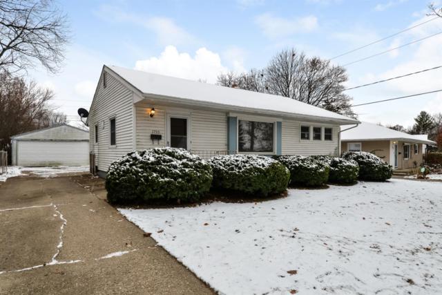 1735 Saunders Crescent, Ann Arbor, MI 48103 (MLS #3261430) :: Berkshire Hathaway HomeServices Snyder & Company, Realtors®