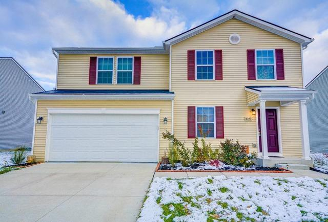 8349 Crab Apple Trail, Dexter, MI 48130 (MLS #3261585) :: Berkshire Hathaway HomeServices Snyder & Company, Realtors®