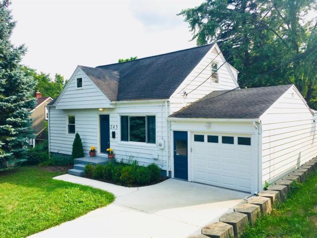 245 Sunset Road, Ann Arbor, MI 48103 (MLS #3261603) :: Berkshire Hathaway HomeServices Snyder & Company, Realtors®