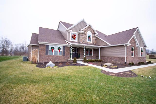 10332 Cobb Hollow Farm, Saline, MI 48176 (MLS #3261659) :: Keller Williams Ann Arbor