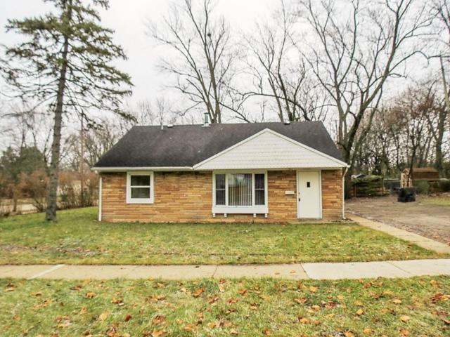 3550 Carolyn Street, Ann Arbor, MI 48104 (MLS #3261856) :: Keller Williams Ann Arbor