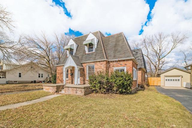 412 Ferris Street, Ypsilanti, MI 48197 (MLS #3263617) :: Berkshire Hathaway HomeServices Snyder & Company, Realtors®