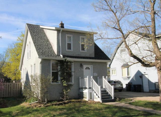 911 Willow Street, Ann Arbor, MI 48103 (MLS #3264723) :: The Toth Team