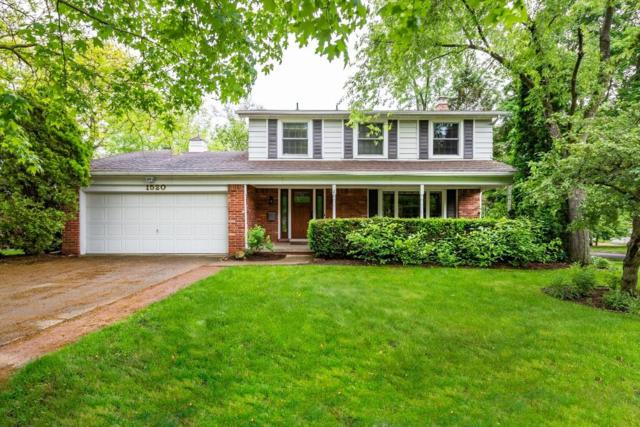 1520 King George Court, Ann Arbor, MI 48104 (MLS #3266286) :: Berkshire Hathaway HomeServices Snyder & Company, Realtors®