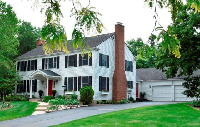 3890 Waldenwood Drive, Ann Arbor, MI 48105 (MLS #3266379) :: The Toth Team