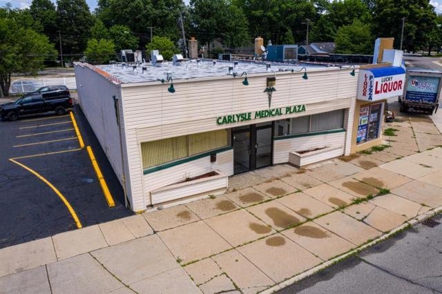 22161 Outer Drive, Dearborn, MI 48124 (MLS #3266840) :: Tyler Stipe Team | RE/MAX Platinum