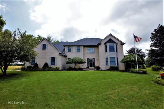 9303 Avedon Lane, Saline, MI 48176 (MLS #3267159) :: Berkshire Hathaway HomeServices Snyder & Company, Realtors®