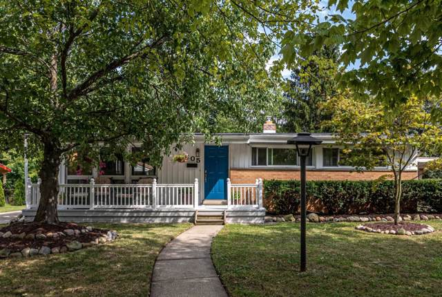 2805 Hampshire Road, Ann Arbor, MI 48104 (MLS #3268022) :: The Toth Team