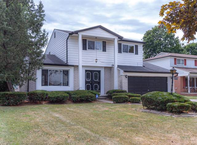 18885 Carmona Street, Southfield, MI 48075 (MLS #3268404) :: The Toth Team