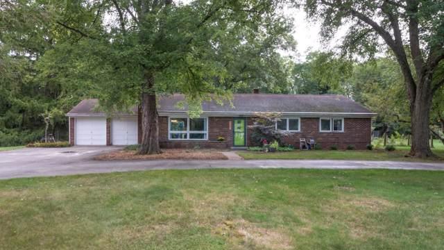 912 Honey Creek Drive, Ann Arbor, MI 48103 (MLS #3268616) :: The Toth Team