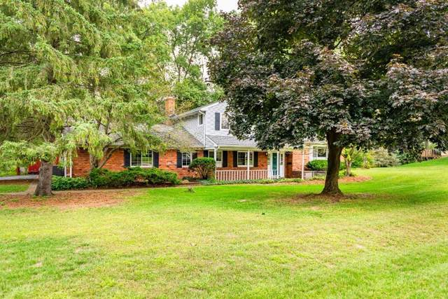 3049 Old Carriage Trail, Brighton, MI 48116 (MLS #3268653) :: The Toth Team