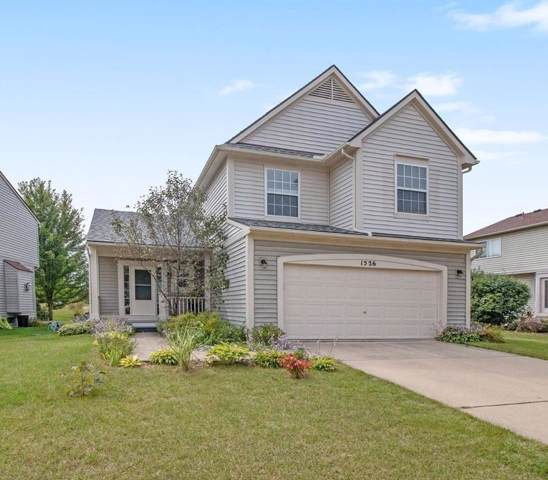 1526 Scio Ridge Road, Ann Arbor, MI 48103 (MLS #3268679) :: The Toth Team