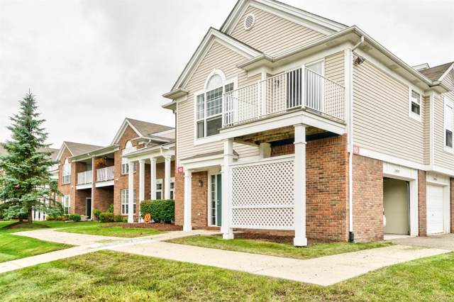 16820 Dover Drive #109, Northville, MI 48168 (MLS #3268808) :: The Toth Team