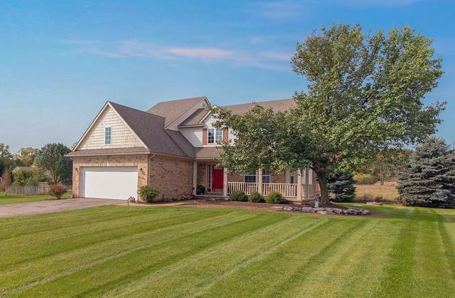11216 Saddlebrook Drive, Pinckney, MI 48169 (MLS #3269215) :: The Toth Team