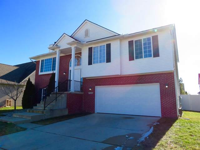 728 Falcon Drive, Dundee, MI 48131 (MLS #3270879) :: The Toth Team
