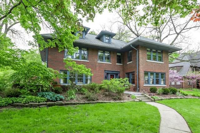 1912 Austin Avenue, Ann Arbor, MI 48104 (MLS #3271237) :: Berkshire Hathaway HomeServices Snyder & Company, Realtors®