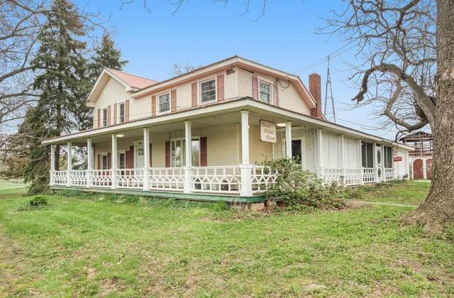 8950 Greenwood Road, Jackson, MI 49201 (MLS #3271906) :: Berkshire Hathaway HomeServices Snyder & Company, Realtors®