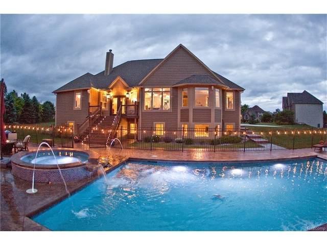 9607 Meadowlark Court, Saline, MI 48176 (MLS #3273345) :: Berkshire Hathaway HomeServices Snyder & Company, Realtors®