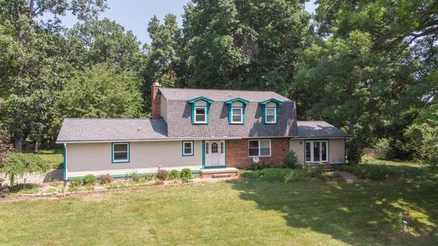 11888 Quigley Road, Dexter, MI 48130 (MLS #3274700) :: The Toth Team