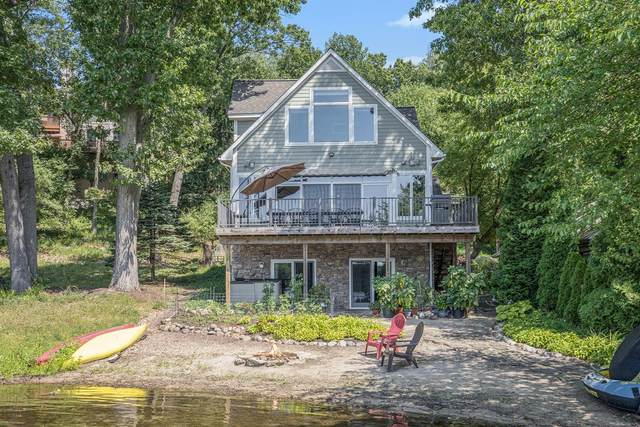 338 Shoreview Drive, Chelsea, MI 48118 (MLS #3275572) :: Berkshire Hathaway HomeServices Snyder & Company, Realtors®