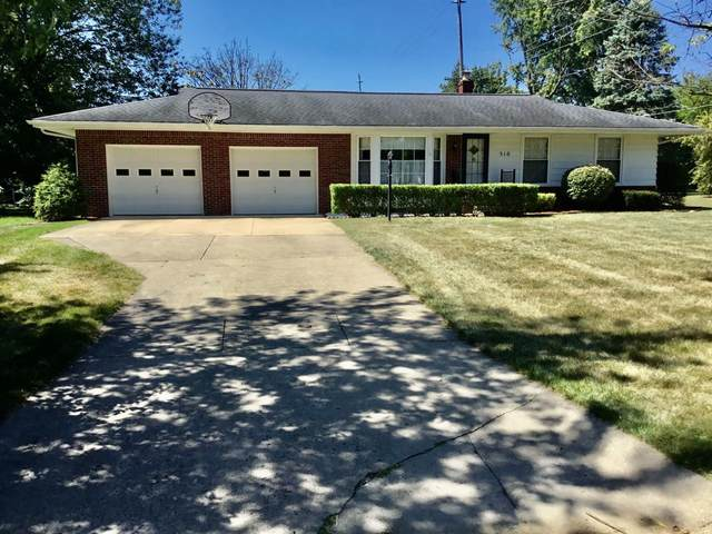 510 Sunset Dr., Clinton, MI 49236 (MLS #3275775) :: Berkshire Hathaway HomeServices Snyder & Company, Realtors®