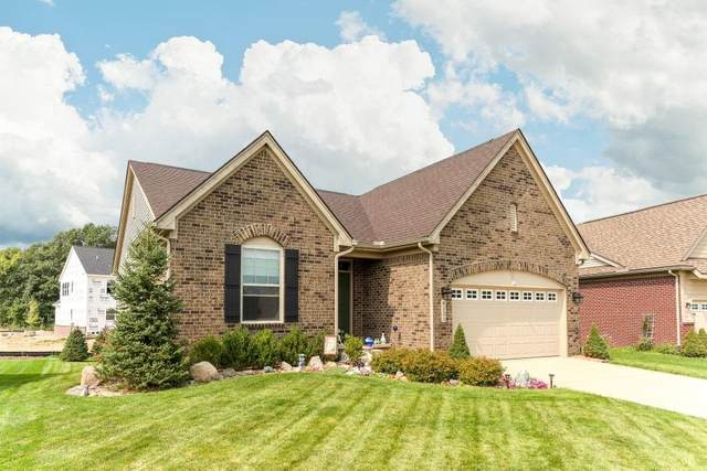 8233 Stamford Road, Ypsilanti, MI 48198 (MLS #3276340) :: Berkshire Hathaway HomeServices Snyder & Company, Realtors®
