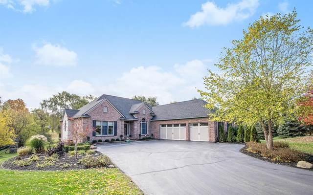 8501 Moon Road, Saline, MI 48176 (MLS #3277208) :: Berkshire Hathaway HomeServices Snyder & Company, Realtors®