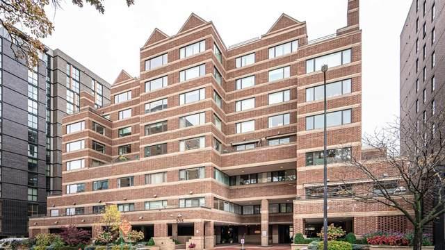 505 E Huron Street #307, Ann Arbor, MI 48104 (MLS #3277270) :: Berkshire Hathaway HomeServices Snyder & Company, Realtors®