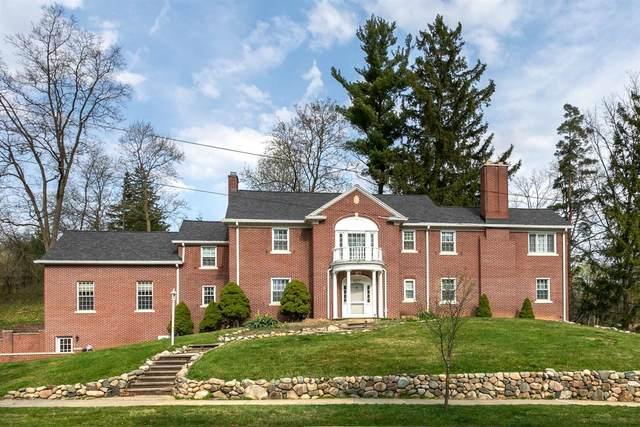 2307 Hill Street, Ann Arbor, MI 48104 (MLS #3279681) :: Berkshire Hathaway HomeServices Snyder & Company, Realtors®