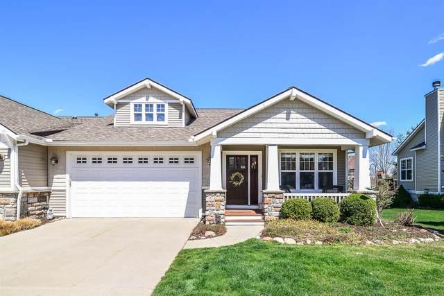 7266 Eaton Court, Dexter, MI 48130 (MLS #3280099) :: Berkshire Hathaway HomeServices Snyder & Company, Realtors®