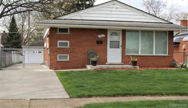 6467 Colonial Street, Dearborn Heights, MI 48127 (MLS #R2210029471) :: Berkshire Hathaway HomeServices Snyder & Company, Realtors®