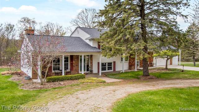 3525 Paint Creek Lane, Oxford, MI 48371 (MLS #R2210029422) :: Berkshire Hathaway HomeServices Snyder & Company, Realtors®
