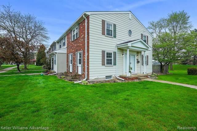 19324 Old Bridge, Northville, MI 48167 (MLS #R2210031781) :: Berkshire Hathaway HomeServices Snyder & Company, Realtors®