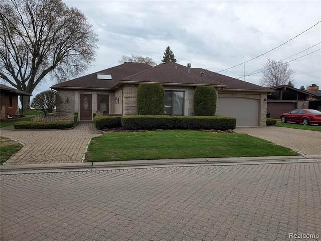 48366 Harbor Drive, Chesterfield, MI 48047 (MLS #R2210032055) :: Berkshire Hathaway HomeServices Snyder & Company, Realtors®