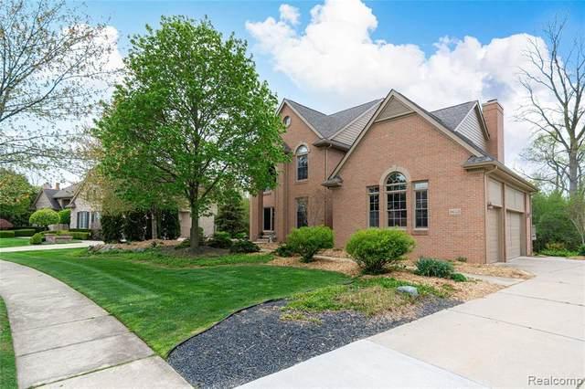 44223 Deep Hollow Cir, Northville, MI 48168 (MLS #R2210032249) :: Berkshire Hathaway HomeServices Snyder & Company, Realtors®