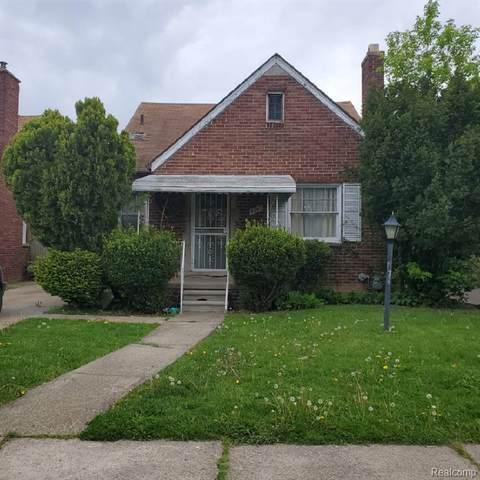 4643 Somerset Avenue, Detroit, MI 48224 (MLS #R2210032782) :: Berkshire Hathaway HomeServices Snyder & Company, Realtors®