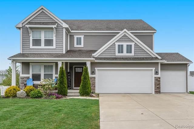 16601 Charles Town Crt, Linden, MI 48451 (MLS #R2210032325) :: Berkshire Hathaway HomeServices Snyder & Company, Realtors®