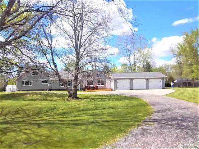 7374 Lahring Road, Gaines, MI 48436 (MLS #R2210033546) :: Berkshire Hathaway HomeServices Snyder & Company, Realtors®