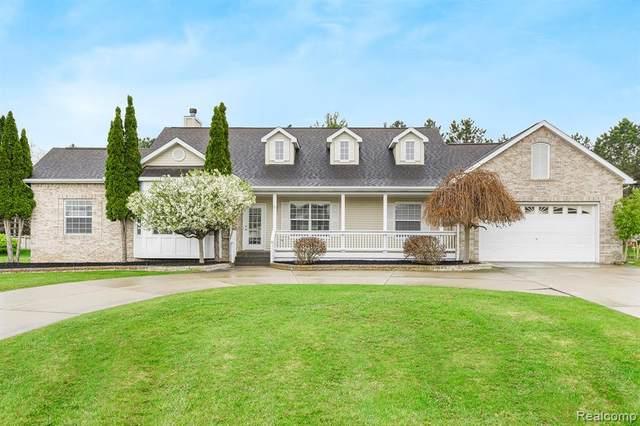 5169 Pine Lake Forest, Linden, MI 48451 (MLS #R2210034150) :: Berkshire Hathaway HomeServices Snyder & Company, Realtors®