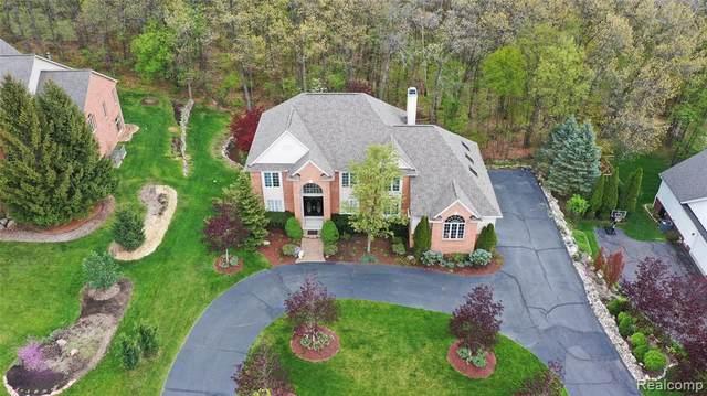 8744 Deerwood Drive, Clarkston, MI 48348 (MLS #R2210034379) :: Berkshire Hathaway HomeServices Snyder & Company, Realtors®