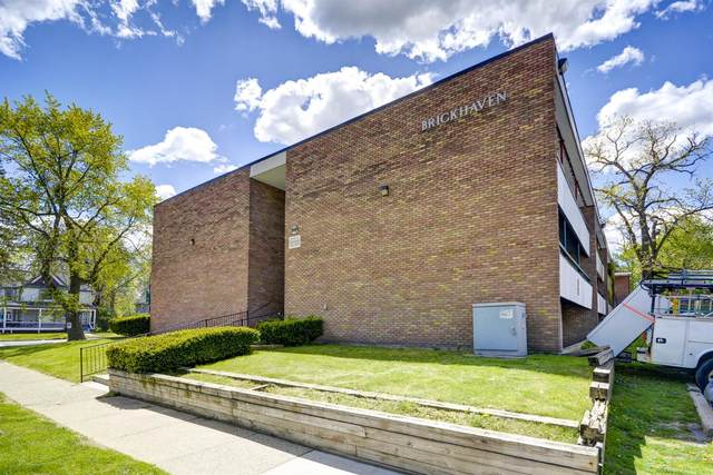 207 Ballard Street #104, Ypsilanti, MI 48197 (MLS #3280901) :: Berkshire Hathaway HomeServices Snyder & Company, Realtors®
