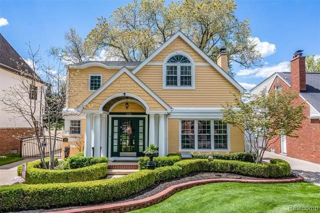 1508 Maryland Boulevard, Birmingham, MI 48009 (MLS #R2210035137) :: Berkshire Hathaway HomeServices Snyder & Company, Realtors®