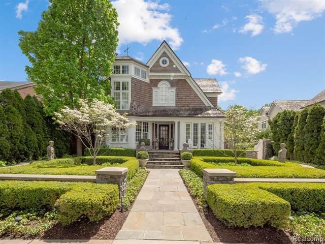 495 Vinewood Ave, Birmingham, MI 48009 (MLS #R2210034347) :: Berkshire Hathaway HomeServices Snyder & Company, Realtors®