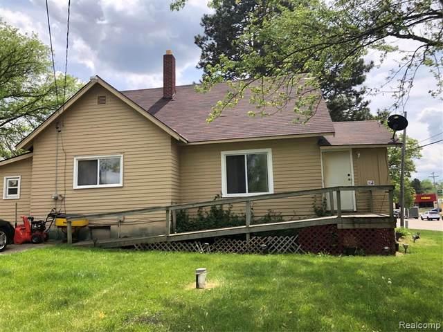 4036 N Linden Road, Flint, MI 48504 (MLS #R2210038140) :: Berkshire Hathaway HomeServices Snyder & Company, Realtors®
