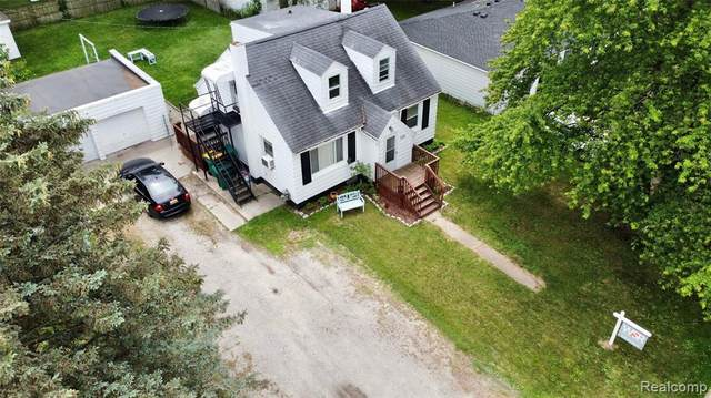 928 Ottawa Avenue, Ypsilanti, MI 48198 (MLS #R2210042111) :: Berkshire Hathaway HomeServices Snyder & Company, Realtors®