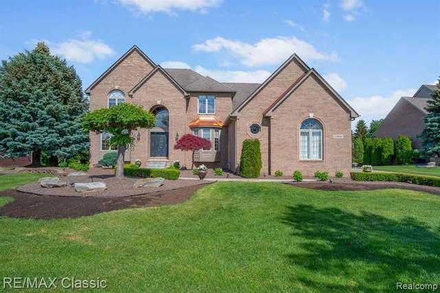 11860 Landers Drive, Plymouth, MI 48170 (MLS #R2210041732) :: Berkshire Hathaway HomeServices Snyder & Company, Realtors®